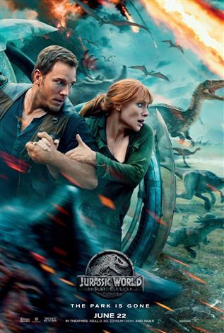 Jurassic World: Fallen Kingdom - In 4DX