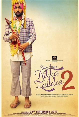 Nikka Zaildar 2 (Punjabi w/e.s.t.)