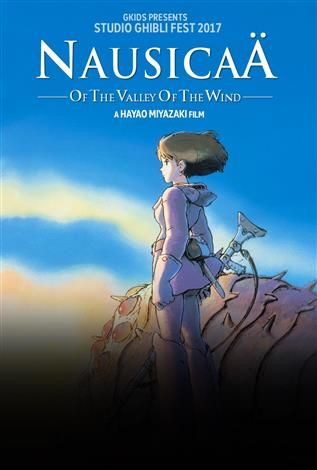 Nausicaä de la vallée du vent (Japonais avec s.-t.fr.) - séries animées du studio Ghibli