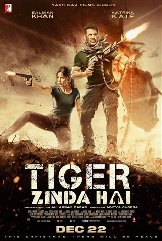 Tiger Zinda Hai (Hindi w/e.s.t.)