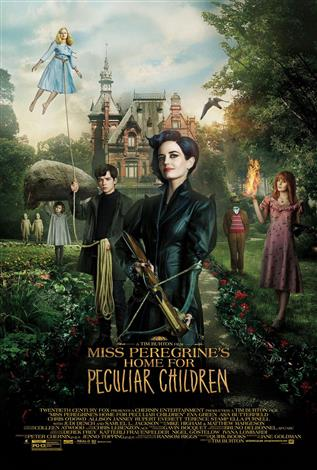 Miss Peregrine's Home For Peculiar Children - Community Day