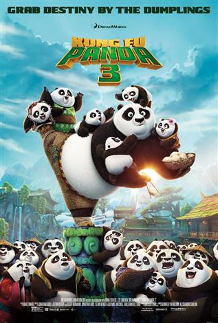 Kung Fu Panda 3 - Community Day