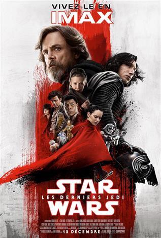 Star Wars : les derniers Jedi - L'Expérience IMAX (Version Française)