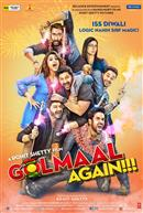 Golmaal Again!!! (Hindi w/e.s.t.)