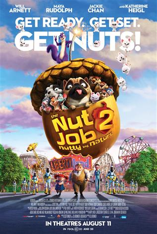 The Nut Job 2: Nutty by Nature - Family Favourites