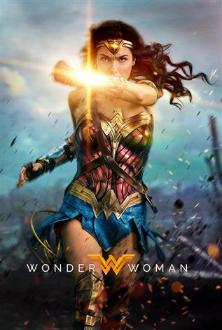 Wonder Woman - Family Favourites