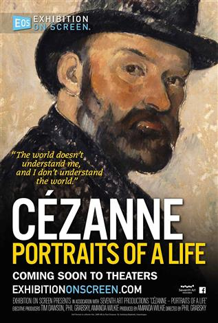 Cézanne – Portraits d'une vie (Anglais avec s.-t.fr.) - Exhibition on Screen