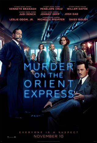 Eatable @ VIP Cinemas presents: Murder on the Orient Express