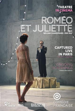 Romeo and Juliet (French w/e.s.t.) - Comédie-Française