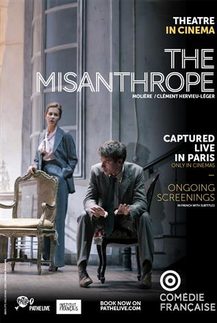 The Misanthrope (French w/e.s.t.) - Comédie-Française