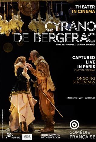 Cyrano de Bergerac (French w/e.s.t.) - Comédie-Française