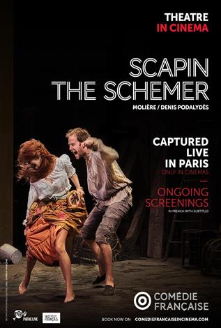 Scapin the Schemer (French w/e.s.t.) - Comédie-Française