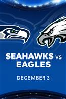 EAGLES at SEAHAWKS - NFL Sunday Nights at Cineplex