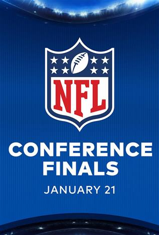 AFC & NFC  CONFERENCE FINALS - NFL Sunday Nights at Cineplex