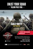 WorldGaming Call of Duty: WWII Canadian Championship - March 3-4
