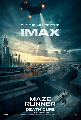 Maze Runner: The Death Cure – The IMAX Experience®