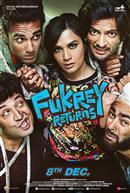 Fukrey Returns (Hindi w/e.s.t.)