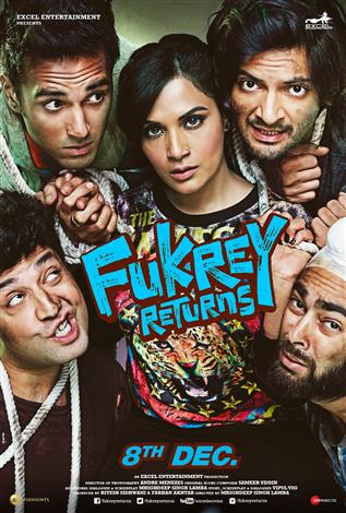 Fukrey Returns (Hindi w/e.s.t.)