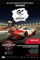 WorldGaming Canadian Championship Series featuring Gran Turismo Sport, presented by Playstation and PFAFF