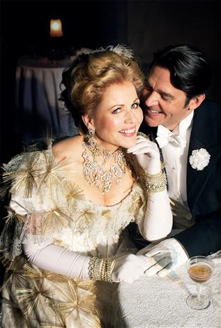 The Merry Widow (Lehár) English w/e.s.t. ENCORE – Metropolitan Opera