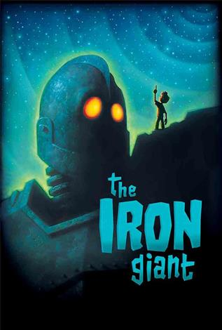 The Iron Giant - Flashback Film Fest 2018