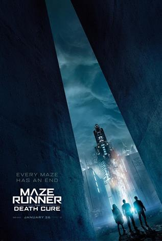 Maze Runner: The Death Cure - In 4DX