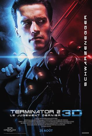 Terminator 2: Le jugement dernier 3D (Anglais avec s.-t.fr.) - Festival Rétromania 2018