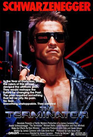 Terminator (Version française) - Festival Rétromania 2018