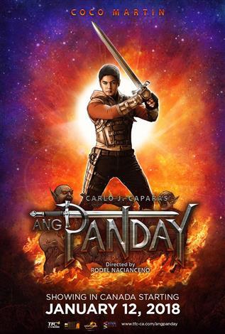 Ang Panday (Filipino w/e.s.t)