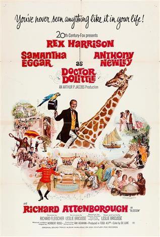 Doctor Dolittle - Classic Films