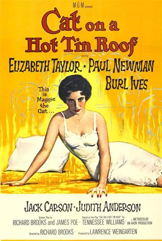 Cat on a Hot Tin Roof - Classic Films