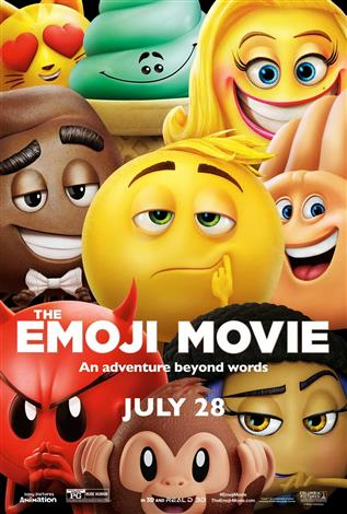 The Emoji Movie - Family Favourites