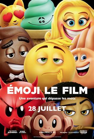Émoji le film (Version française)