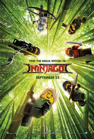 The Lego Ninjago Movie - Family Favourites
