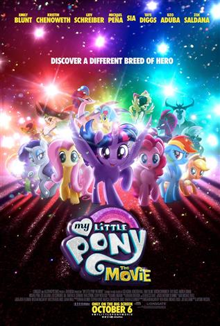 My Little Pony: The Movie - Family Favourites