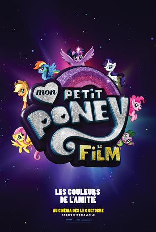 Mon petit poney : le film - Les films en famille