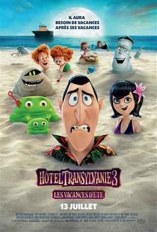 Hôtel Transylvanie 3 : les vacances d'été (Version française)