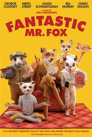 Fantastic Mr. Fox - Family Favourites