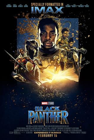 Black Panther: The IMAX Experience®