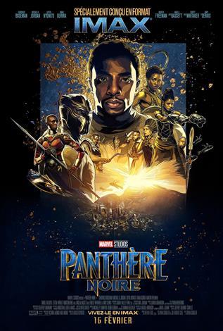 Panthère Noire - L'Expérience IMAX (Version Française)