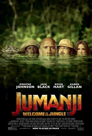 Jumanji: Welcome To The Jungle – The IMAX Experience®