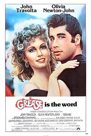 Grease (Anglais avec s.-t.fr.) - Classiques du cinéma