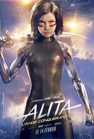 Alita : l'ange conquérant (Version française)