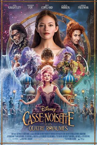 Casse-Noisette et les quatre royaumes
