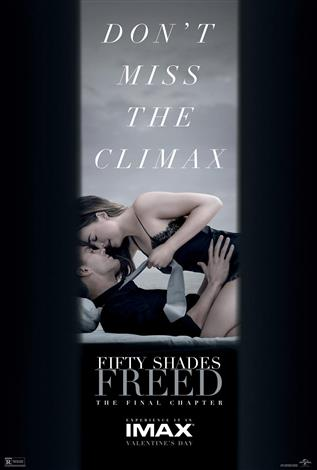 Fifty Shades Freed: The IMAX Experience®
