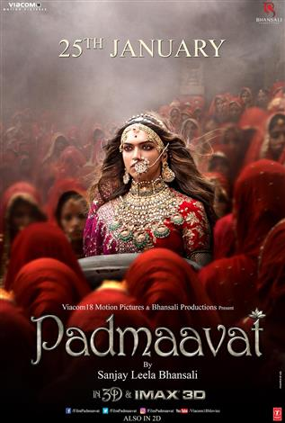Padmaavat: An IMAX 3D Experience® (Hindi w/e.s.t.)