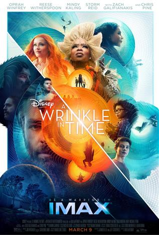 A Wrinkle In Time: The IMAX Experience®