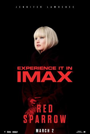 Red Sparrow: The IMAX Experience®