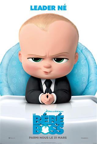 Le Bébé Boss -  La relâche au cinéma: Les films en famille