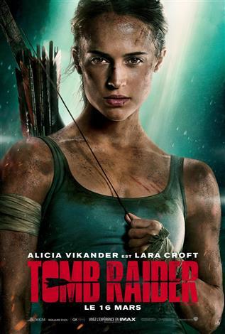 Tomb Raider - L'Expérience IMAX (Version française)